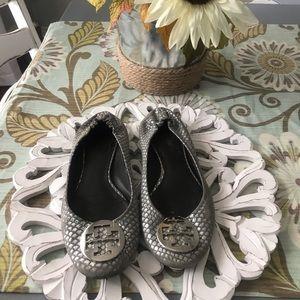 Tory Burch Flats Shoes Woman's 11